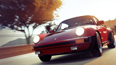 C'est ma Porsche