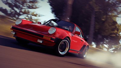 Professionnel Porsche