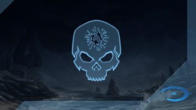 Chasseur de crânes Halo: CE: Boum!