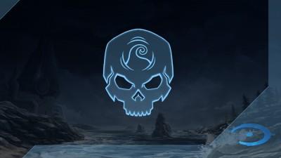Chasseur de crânes Halo: CE: Brouillard