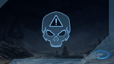 Chasseur de crânes Halo: CE: Dysfonction