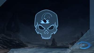 Chasseur de crânes Halo: CE: Fer