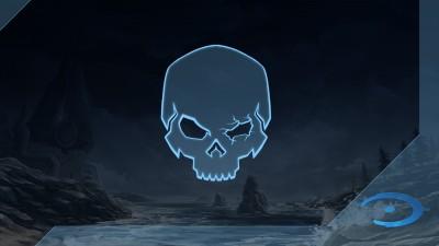 Chasseur de crânes Halo: CE: Œil noir