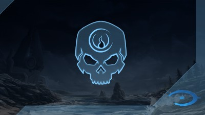 Chasseur de crânes Halo: CE: Mythique