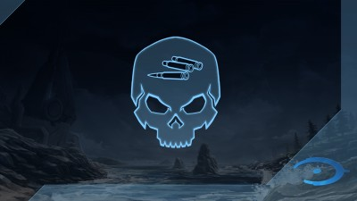 Chasseur de crânes Halo: CE: Récession