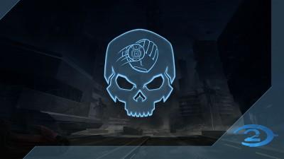 Chasseur de crânes Halo2: Attrape!