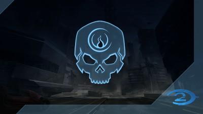 Chasseur de crânes Halo2: Mythique