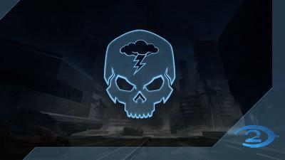 Chasseur de crânes Halo2: Orage