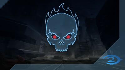Chasseur de crânes Halo2: Rage