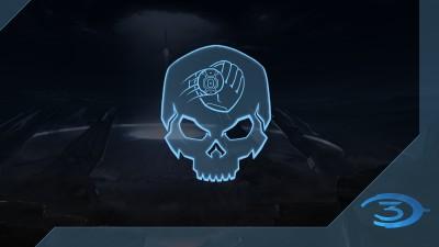 Chasseur de crânes Halo3: Attrape!