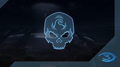 Chasseur de crânes Halo3: Brouillard