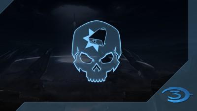 Chasseur de crânes Halo3: Cloche
