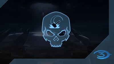 Chasseur de crânes Halo3: Fer