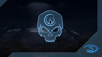 Chasseur de crânes Halo3: Mythique