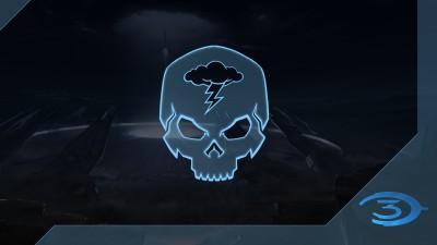 Chasseur de crânes Halo3: Orage