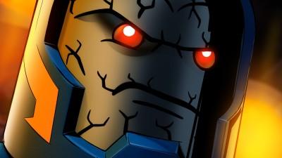 Darkseid on the Moon