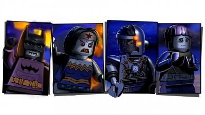 Ne récoltez pas de pièces LEGO !