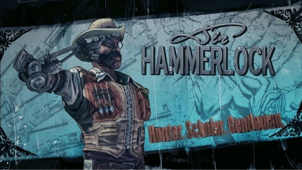 La chasse au gros gibier de Sir Hammerlock