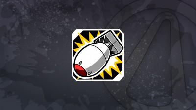 Bombes larguées !