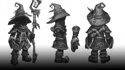 Arcane Sorcerer