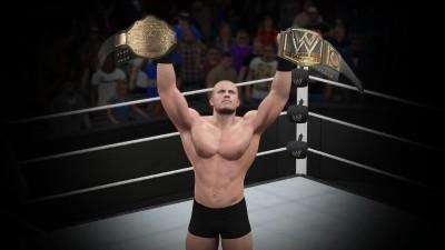 Nous avons un nouveau champion !