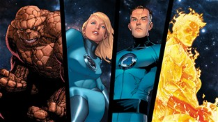 Fantastic Four Table