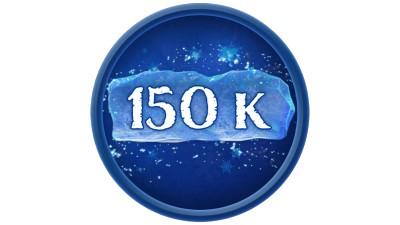 150 000 points en une partie