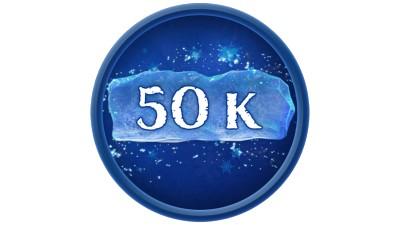 50 000 points en une partie