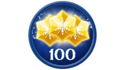 Obtiens 100 étoiles