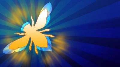 … précision de l'abeille !