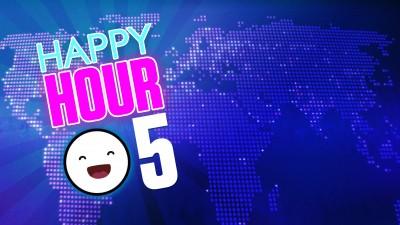 C'est toujours l'Happy Hour quelque part !