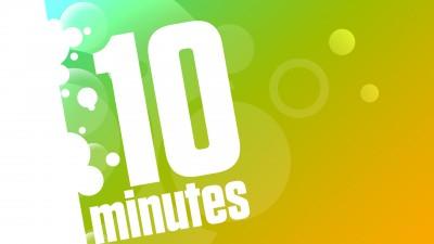 Entraînement de 10 minutes
