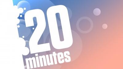 Entraînement de 20 minutes