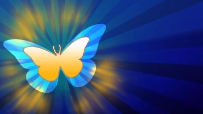 Légèreté du papillon…