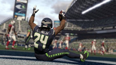 Marshawn Lynch Legacy Award