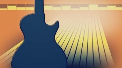 Je sais jouer de la guitare