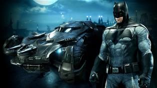 Pack Batmobile 2016 de Batman vs Superman
