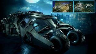 Pack Batmobile Tumbler 2008