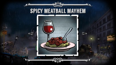Spicy Meatball Mayhem