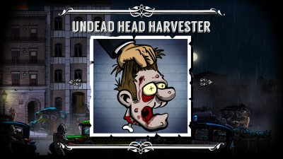 Undead Head Harvester