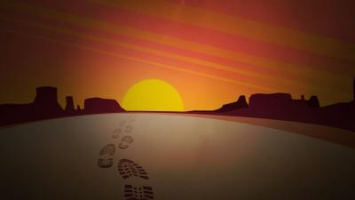 Explorateur du désert
