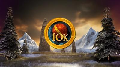 Ten Thousand Orbs