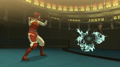 Knockout!!