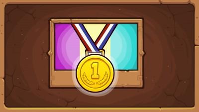Médaillé