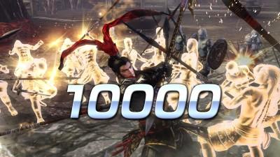 One Warrior Vs. Ten Thousand
