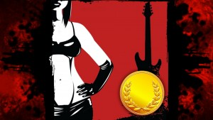 Heavy Metal (Gold)