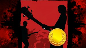 Rock and Roll (Gold)