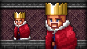 Princess, save the king!