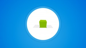 """""""Green Cube"""" completed"""