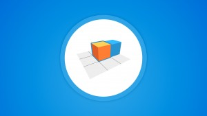 """""""Orange Cube"""" completed"""
